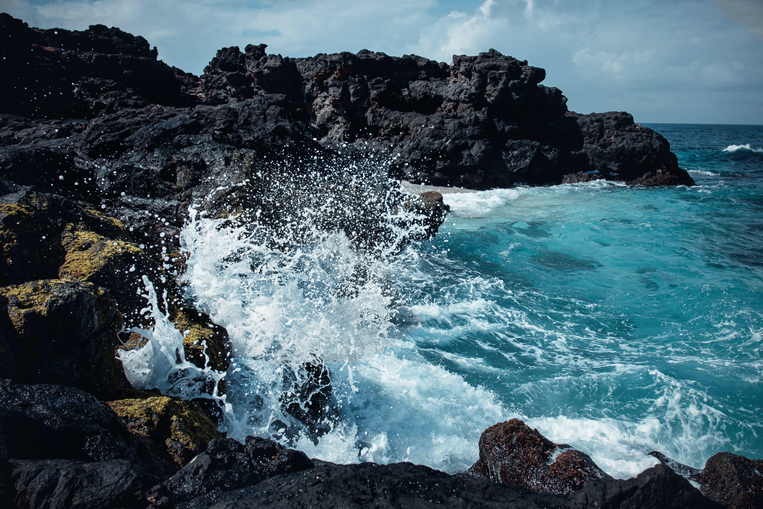 【知ってそうで知らない科学の話】海はなぜ塩辛いのか?